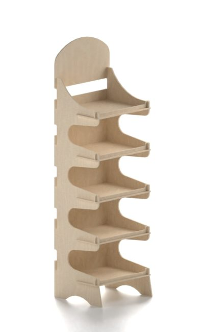 wooden stand exhibitor in sale\