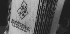 Laser cut - espositori in legno ad incastro - wooden interlocking display stand - wood displays