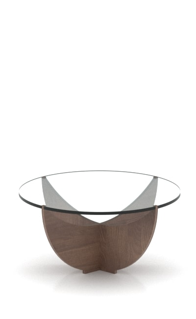 coffee table at interlocking system