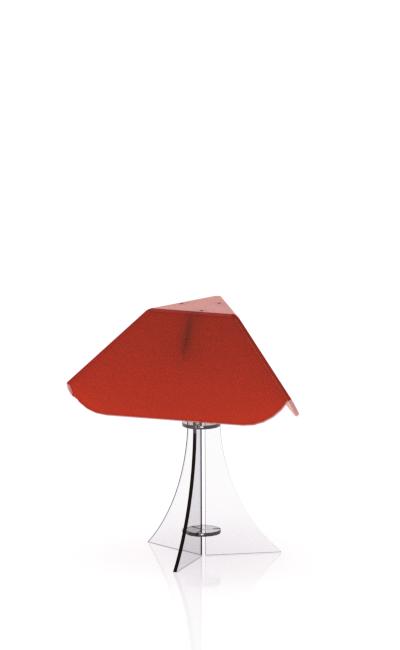 lampadaa in plexiglass ad incastro